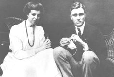 Franklin D. Roosevelt and Eleanor Roosevelt: In 1905, Roosevelt married his influential future first lady, Eleanor, a niece of Theodore Roosevelt and a distant cousin♥❃❋✽✾❀❃ ♥ http://en.wikipedia.org/wiki/Franklin_D._Roosevelt  http://en.wikipedia.org/wiki/Roosevelt_family  http://www.fdrlibrary.marist.edu/