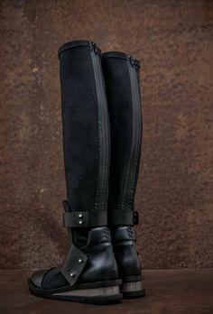 Visions of the Future // Thamanyah Men's F/W16 - Paris | StyleZeitgeist Magazine