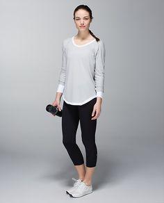 Lululemon Athletica - Ethically Produced Activewear