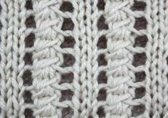 Winding Columns - Stitch Sample..this is a WOW Stitch. Says Donna :)