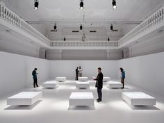 Beautiful Space! OperaLab Exhibition by Bridge