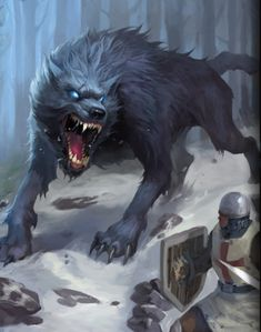 dire wolf - Google Search