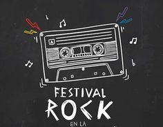"""Check out new work on my @Behance portfolio: """"Cartel Festival Rock en la Mochila"""" http://be.net/gallery/33808266/Cartel-Festival-Rock-en-la-Mochila"""