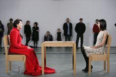 Le performance di Marina Abramovic - D - la Repubblica