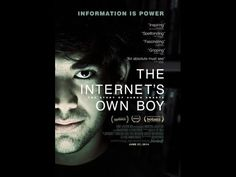 Remarkable story of the brillant and courageous Aaron Swartz. Official Trailer for 'The Internet's Own Boy', A Documentary About Internet Activist Aaron Swartz Streaming Movies, Hd Movies, Movies To Watch, Movies Online, Movies And Tv Shows, Movie Tv, Hd Streaming, Film Watch, 2015 Movies