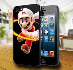 Super Mario Galaxy iPhone 5 Case | kogadvertising - Accessories on ArtFire