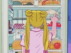 Resultado de imagem para 90s anime aesthetic