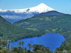 Pucon, Chile. Amazing! Surrounded by live volcanoes. The people are incredible and cultured.