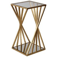Lowest prices on Uttermost janina gold dimensional accent table, modern decor accessories and country farmhouse furniture. Shop Outrageous Interiors and find the perfect rustic leather living room furniture for your home. Iron Furniture, Accent Furniture, Rustic Furniture, Furniture Design, Furniture Outlet, Furniture Stores, Cheap Furniture, Office Furniture, Furniture Ideas