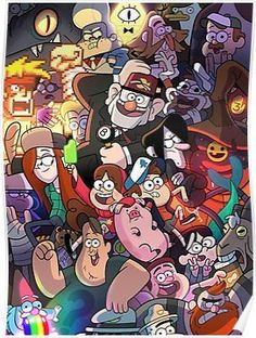Buy Gravity Falls Art Family iPad mini Cases from CRAFIC! Get the best deal on top quality in Gravity Falls Art Family iPad mini Cases from CRAFIC. Fall Wallpaper, Disney Wallpaper, Cartoon Wallpaper, Drawing Wallpaper, Desktop Wallpapers, Dipper Und Mabel, Mabel Pines, Disney Channel, Gravity Falls Poster