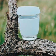 Coffee + Nature = <3 #ecofriendly #resuable #coffeecups