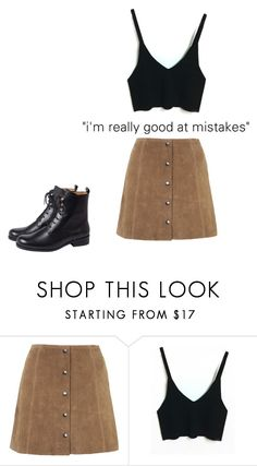 """Untitled #642"" by kimberly58227 ❤ liked on Polyvore featuring Topshop"