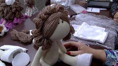 Mulher.com 10/04/2015 - JO CRUZ BONECA NOIVINHA PT1