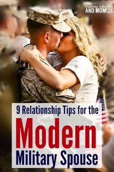 Ready to grow your military marriage? Perfect tips for the modern military spouse to keep a great relationship.