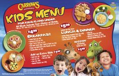 ... & Dinner Active & Lively Dessert Senior Kids Seasonal Nutritional Kids Menu, Nutrition, Amp, Lunch, Restaurant, Seasons, Meals, Dinner, Breakfast