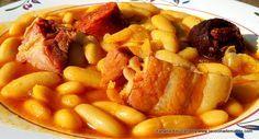 Hola familia, hoy os voy a traer uno de los platos que para mi tiene que ser nombrado si o si patrimonio de la humanidad, las fabes asturianas son un puro espectaculo, tienen un sabor que es algo increible, si a eso le añadimos el acompañamiento tan maravillosos que lleva hace de este plato lo…