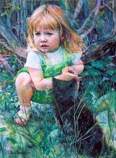Portraits   Jeannie Vodden Art