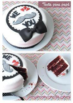 Dady Cake www.mummycrafts.com