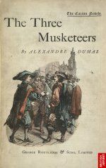 The Three Musketeers. Awesome book!