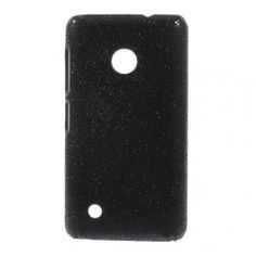 Mesh - Nokia Lumia 530 Hoesje - Back Case Hard Glitter Zwart Apple Tv, Glitter, Phone Cases, Sequins, Glow