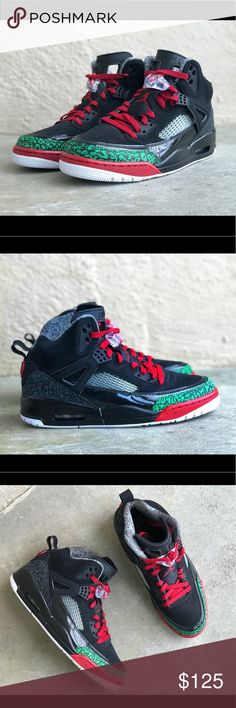 0447f388470904 Air Jordan Spizike OG 3 4 5 6 20 Brand new without box. These are authentic Nike  Air Jordan Spizike OG men s size Awesome pair of kicks!
