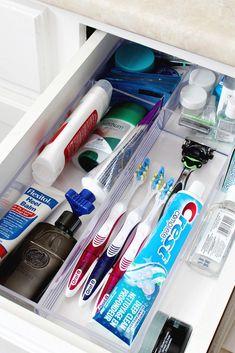 Plastic Storage Drawers Makeover Diy