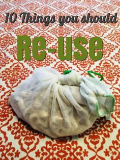 Great suggestions for things we use and should re-use everyday! Not just for zero waste pros...for everyone interested in living green! www.kellygreenconsultant.com