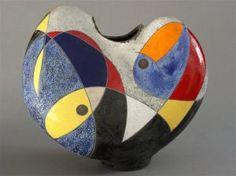 Artist: Michael Gustavson - Gallery of Modern Masters - Gallery of Modern Masters Aboriginal Painting, Fine Arts Degree, Modern Masters, Arts And Crafts, Enamel, Ceramics, Texture, Canvas, Gallery