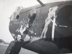 Member of Canadian 409 Squadron
