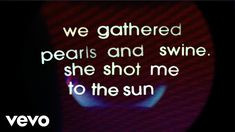 Noel Gallagher's High Flying Birds - The Girl With The X-Ray Eyes (Lyric...