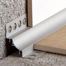 Profilé de finition nez de marche / en bois / en aluminium / pour carrelage - EUROSTEP 199N - Euroshrink