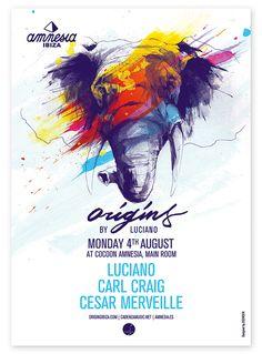 ORIGINS | DSORDER #flyer