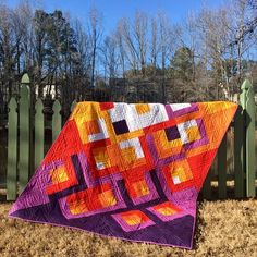 Lanterns of Hope Quilt by HollyAnne Knight