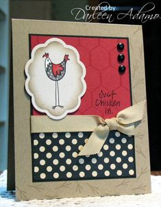 IC265~QFTD41 Another Oldie But Goodie by darleenstamps - Cards and Paper Crafts at Splitcoaststampers