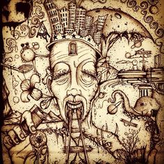 """High Definition"" by: Charles Edward Soto #TBT #art #arte#ink#tattoos #design #tinta#high#definition#trippy#drawing #sketch #soto#charlesedwardsoto miami#southbeach#paris#milan#roma#tokyo#barcelona - @charlesedwardsoto- #webstagram"