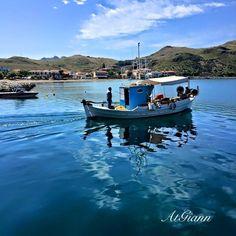 Λιμάνι Μύρινας | Λήμνος  Φωτό: Anastasia T Giannakis