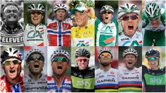 Norwegian Tour de France stage winners from, Dag-Otte Lauritzen in 1987 to Edvald Boasson Hagens last victory i 2011