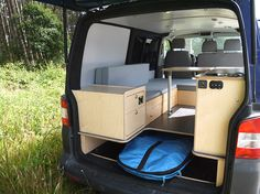 VW T5 Julien Sport - LD Camp