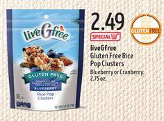 livegfree gluten free rice pop clusters