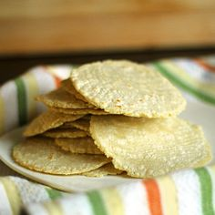 Easy Homemade Corn Tortillas - The Wanderlust Kitchen Mexican Dishes, Mexican Food Recipes, Snack Recipes, Cooking Recipes, Snacks, Maseca Recipes, Mexican Appetizers, Free Recipes, Easy Recipes