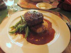GARLIC RUBBED FILET MIGNON Morton's Steakhouse Recipe