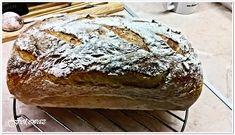Ewa w kuchni: Dyniowy chleb na zakwasie orkiszowym