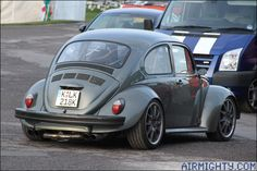 Subaru-powered German Look VW Bug.  What a great-looking car!