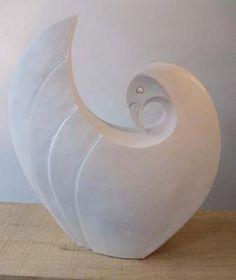Paul Harvey - White Marble Dove