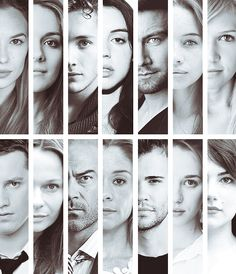 The cast of Reign on the CW.  I love this show!