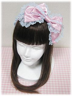 Angelic Pretty Color Scheme Stars Charm Bow Headband