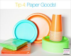 | Look for Less Tips for a Nickelodeon Kids' Choice Awards Party for Tweens | http://soiree-eventdesign.com