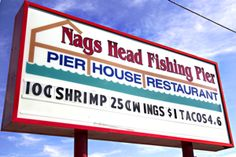nags head pier house breakfast restaurant #obx #outerbanks