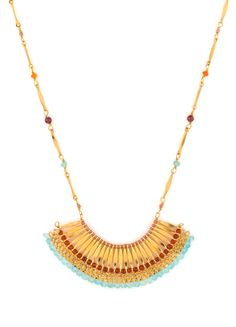 Buy Collier Satellite River Princess multicolore , from €175.00 in the official website Satellite Paris