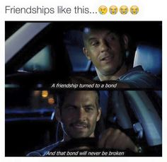 Friendship bonds of dedicated love
